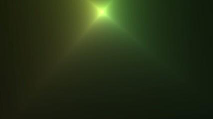 回転するライト