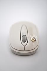 クリック禁止マウス