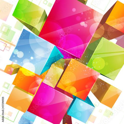 Abstract Background Vector © DouDou