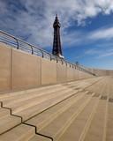 Blackpool Tower Restoration poster