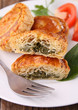 appetizer, vegetable puff