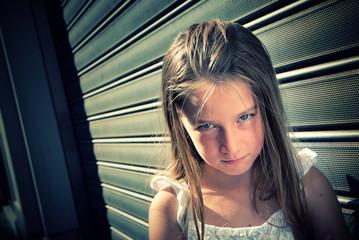 Portrait of a girl - Ritratto di bambina