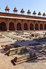 mosque Jama Masjid in Fatehpur Sikri