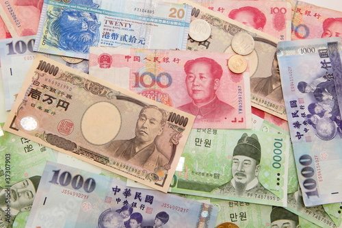 asian currency
