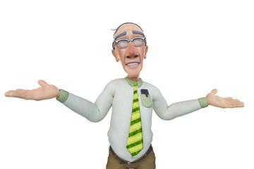 granddad businessman that is it