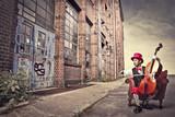 Fototapety Street art