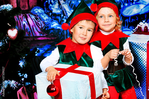 children elves