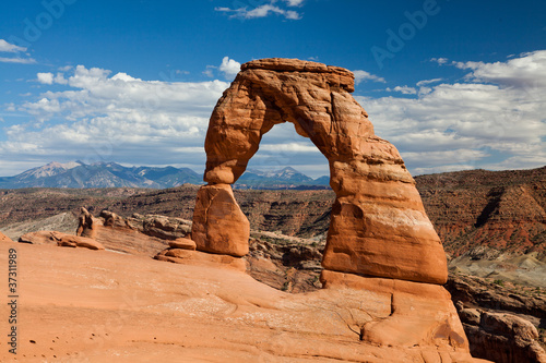 Delicate Arch Panorama IIII