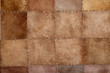 High resolution stiched natural suede leather texture