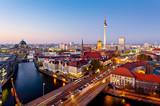 Berlin Alexanderplatz and Fernsehturm