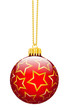 Weihnachtsbaumkugel, Kugel, Baumschmuck, Christbaumschmuck, Gold