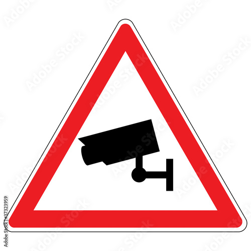 Vorsicht-Kamera