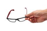 optical glasses poster