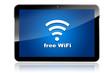 Tablet mit Wifi