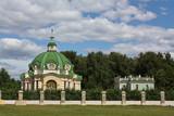 View of the Grotto in Kuskovo estate poster