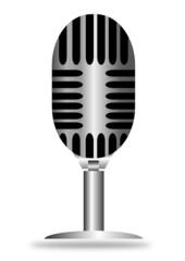 Microphone (vector)