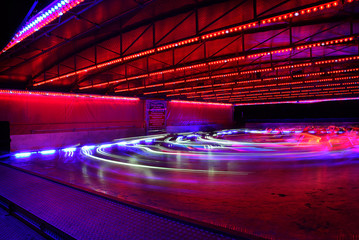 motion dodgems