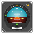 Aircraft instrument - Flight Director Indicator