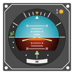 Aircraft instrument - Flight Director Indicator