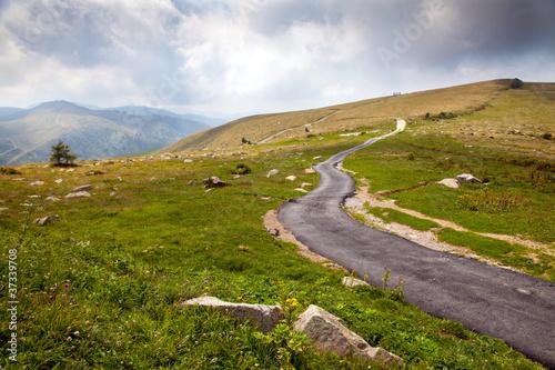 Beautiful mountain - Italian alps