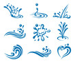 water icons - 37340739