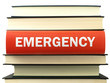 Emergency books related