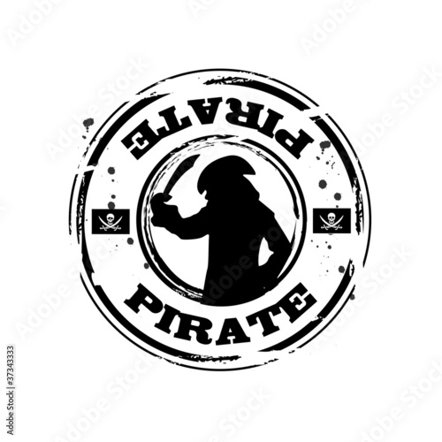 timbre pirate