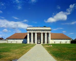 The royal salt work complex in Arc-et-Senans in France, UNESCO