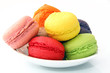 Petits biscuits Macarons