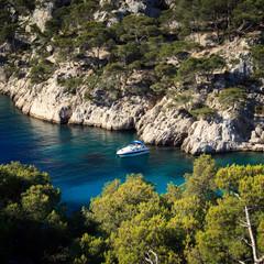 Splendid southern France coast (Calanques de Cassis)