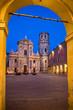 Reggio Emilia Piazza Piccola e Basilica