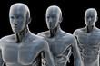 Cyborg - man and machine - future
