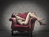 Fototapeta uroda - kobieta - Kobieta