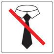 Ohne Krawatte bitte