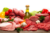 carne mista assortita