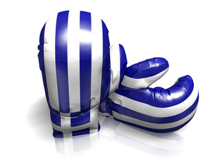 BOXING GLOVES GREECE