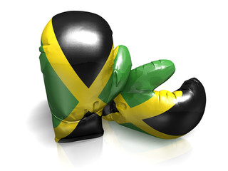 BOXING GLOVES JAMAICA