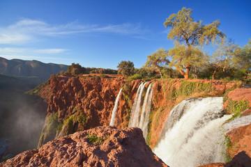 Ouzoud Falls, Morocco.
