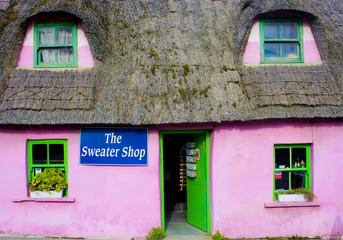 villaggio  Adare - Irlanda