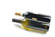 Bottles of fine italian wines