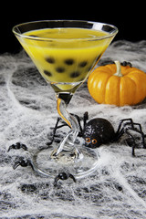 Halloween Bubble Tea