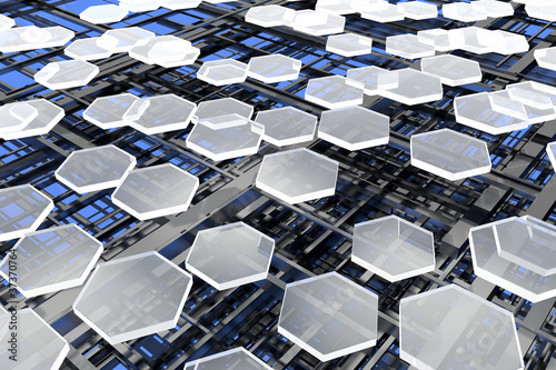 Nanostructures, carbon and silicon