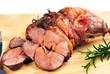 Roast Lamb with Rosemary
