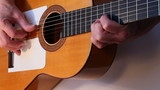 Flamenco guitar fingerpicking