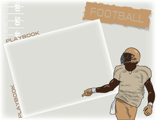 Playbook football