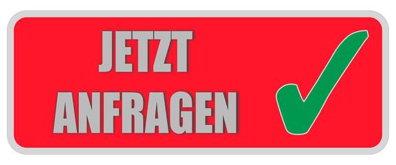 CB-Sticker rot eckig oc JETZT ANFRAGEN