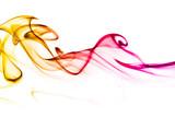 Fototapety Fond texture abstrait flamme fumée