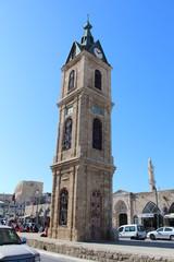 The Clock Tower, Jaffa, Israel