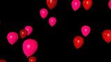 Jubiläum Event Luftballon poster