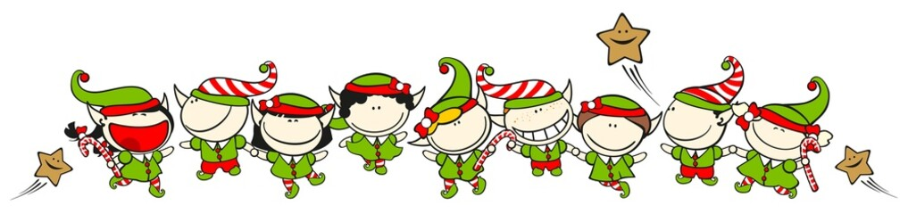 Funny kids #60 - Christmas elves